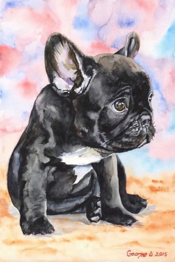 Cute Baby Dog Wallpaper 40 Cute Cartoon Dog Caricature Images Hd