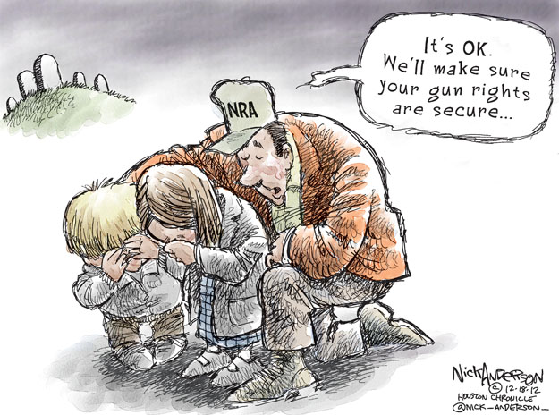 Nick Anderson's Editorial Cartoons 12/18