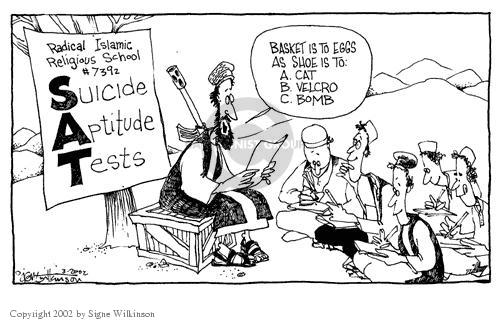Signe Wilkinson's Editorial Cartoons at www