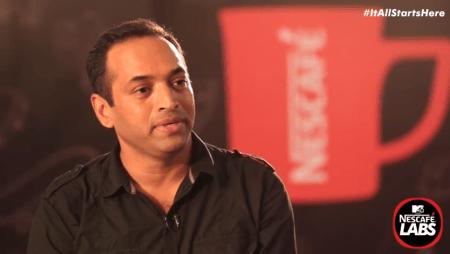 Cartoonist Satish Acharya Says – MTV presents NESCAFÉ LABS