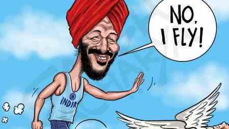 Good bye, Milkha Singh Paaji!