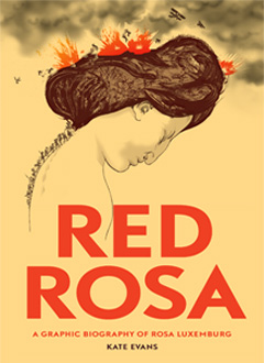 Kate Evans - Red Rosa