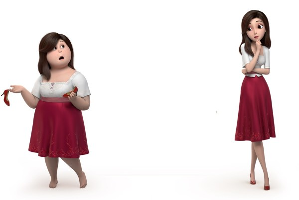 Red Shoes And The 7 Dwarfs Primo Trailer Ufficiale Del