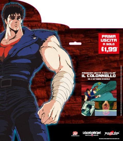 Ken il guerriero la collezione completa in dvd con