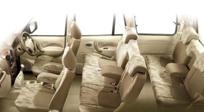 Mahindra Scorpio new seats photo