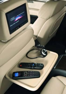 2010 Audi Q7 interior photo