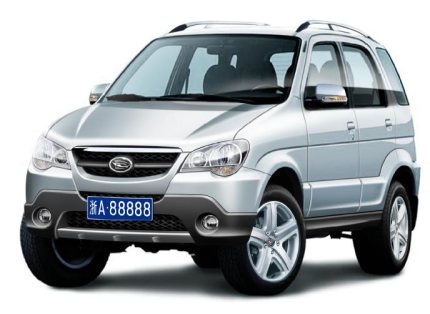Photo: Premier Rio? This is the latest Zotye Rio. Is this the car that will come to India?