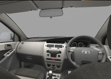 Tata Indigo Manza interior photos