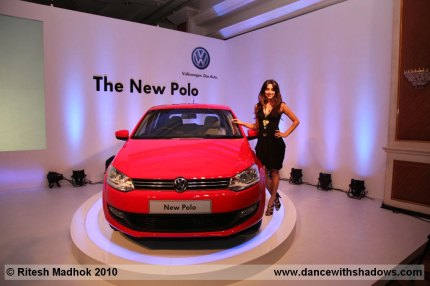 volkswagen polo india photo gallery