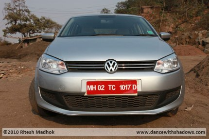 volkswagen polo front photo