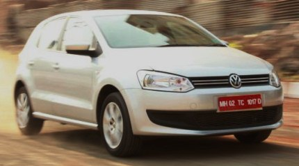 VW Polo Comfortline 1.2 petrol test drive pic