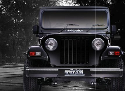 mahindra thar photo gallery