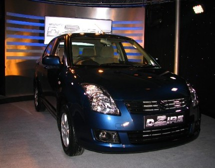 new maruti dzire photo