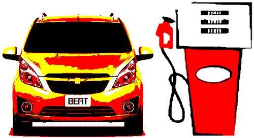 fuel efficient petrol hatchbacks in india comparison