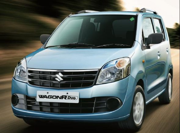maruti suzuki wagonr duo photo