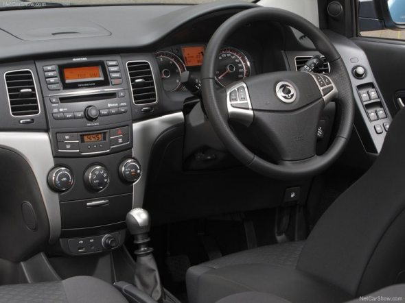 ssangyong korando photo 7