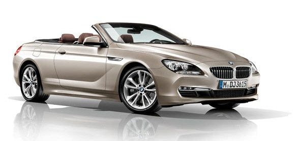 bmw650i convertible photo