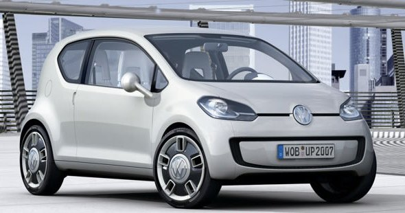 volkswagen up concept photo