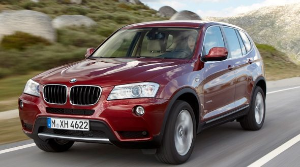 2011 bmw x3 sav photo