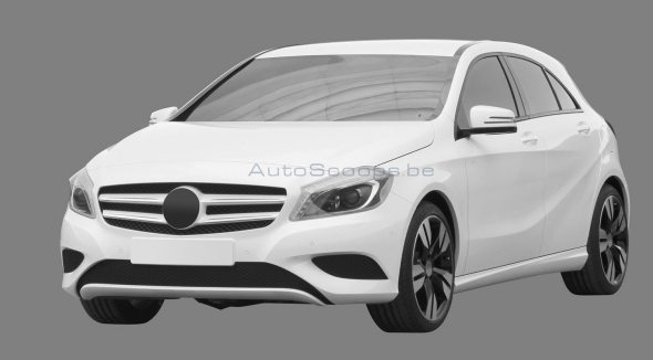 mercedes benz a-class photo3