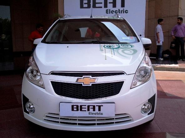 Photo of Chevrolet Beat Electric