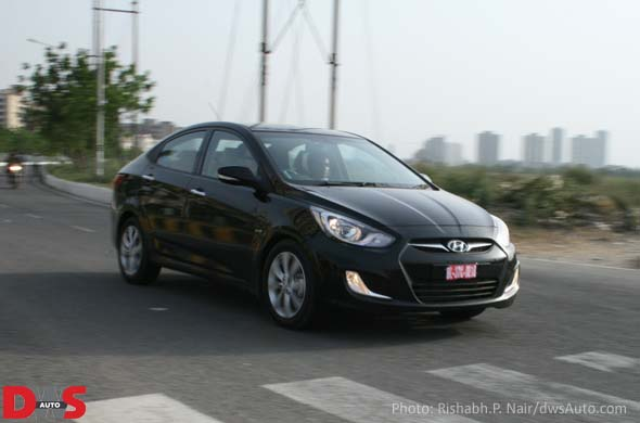Hyundai Verna Photo Gallery