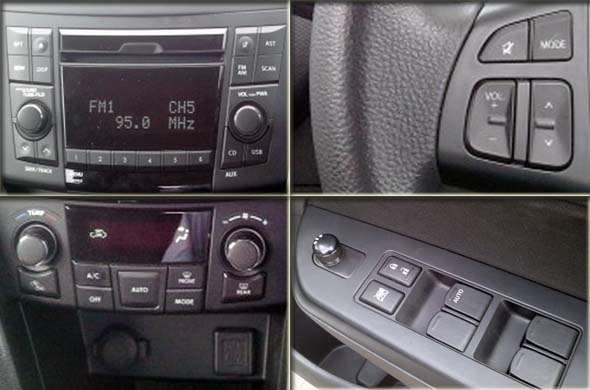 maruti suzuki swift gadgets photo