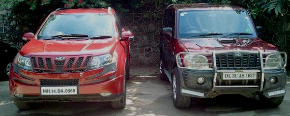 xuv500 vs scorpio comparison