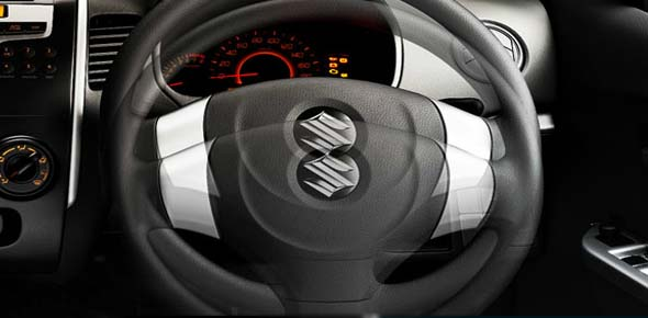 wagon r steering wheel