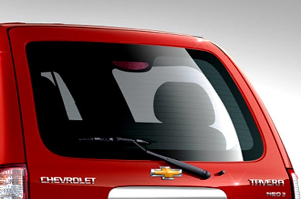New 2012 Chevrolet Tavera features and gadget photos