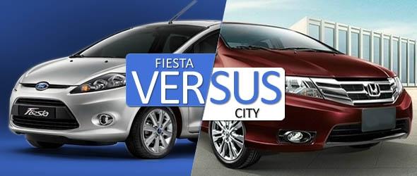fiesta vs city