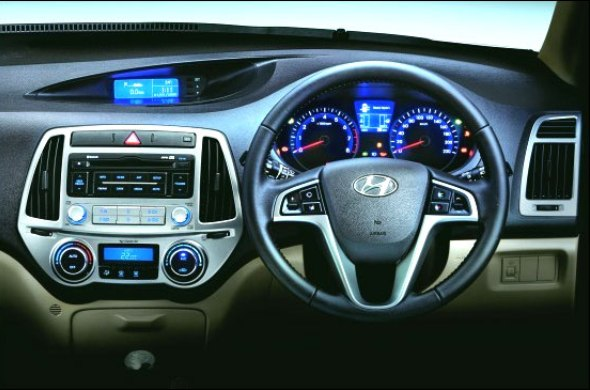 New hyundai i20 versus old hyundai i20 comparison for I20 asta o interior