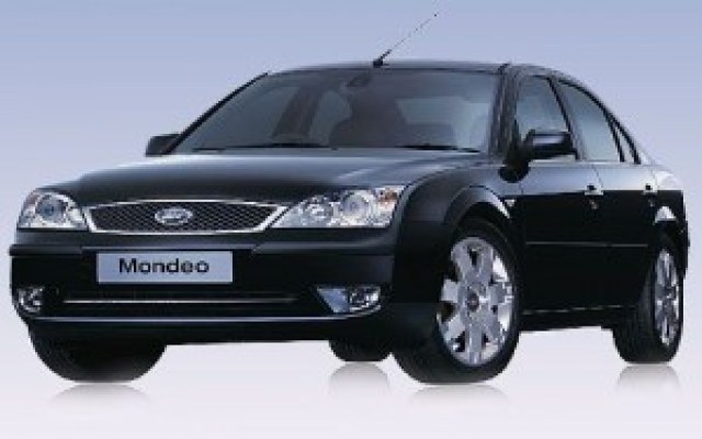 ford mondeo india photo
