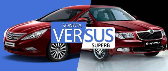 sonata vs superb