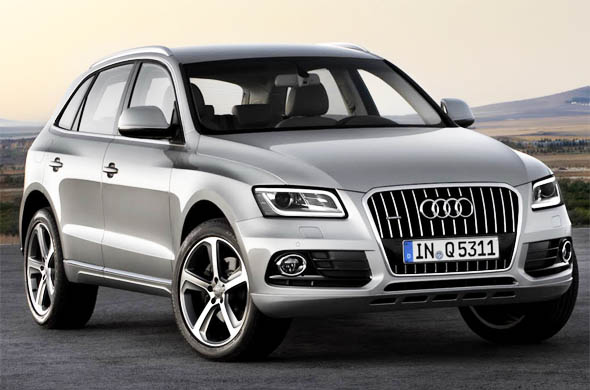 audi q5 front right