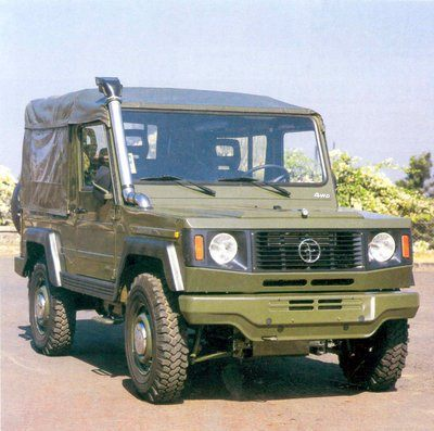 force motors gurkha photo