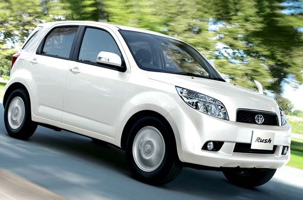 toyota rush front right 2