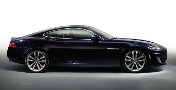 jaguar xkr special edition side profile