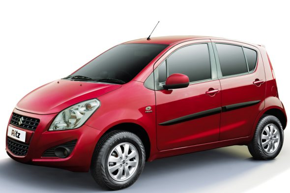 Maruti Ritz B+ Segment Tall Boy Hatchback Pic