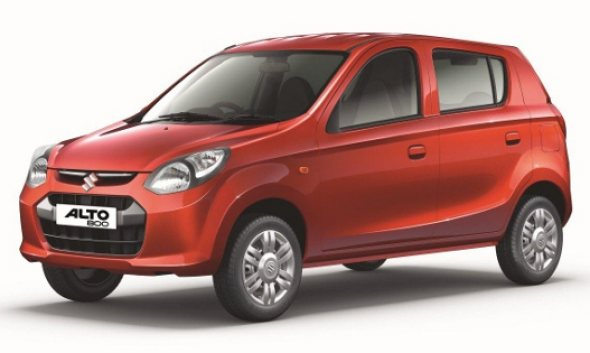 new maruti alto 800 front photo