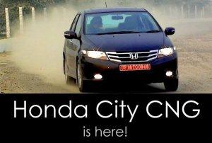 honda city cng photo