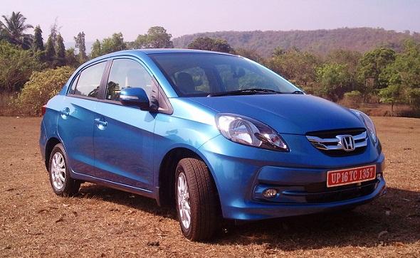 Honda Amaze diesel review photo