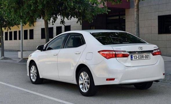 2014 Toyota Corolla Picture
