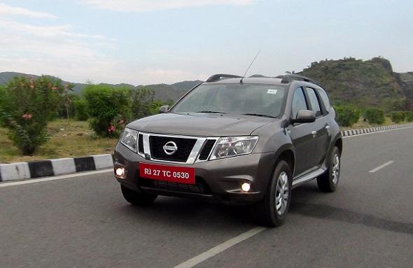 Nissan Terrano SUV Pic