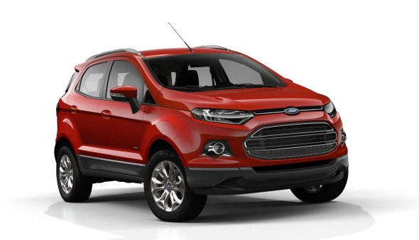 Ford EcoSport Compact SUV Pic