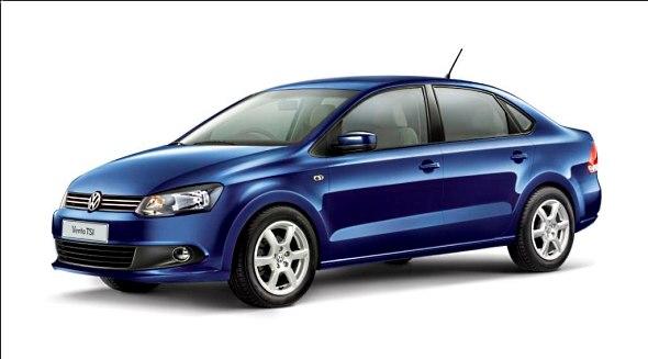 Volkswagen Vento TSI Pic
