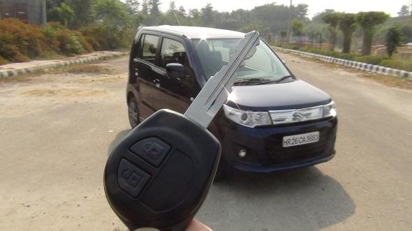 Maruti Wagon-R Stingray remote key