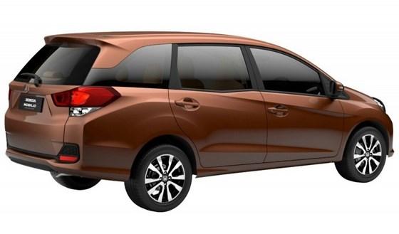 Honda Mobilio MPV Picture