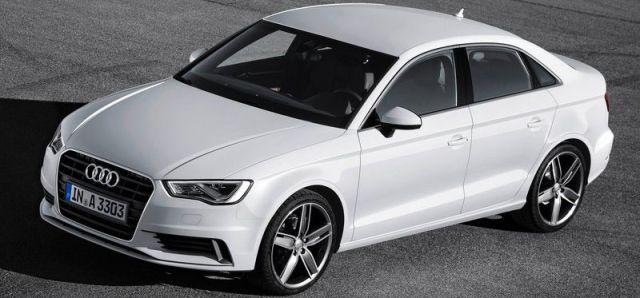 2014 Audi A3 Sedan 2