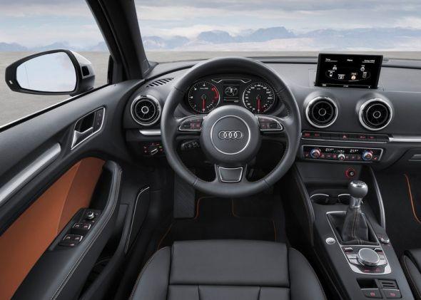 2014 Audi A3 Sedan Pic
